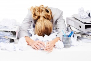 Are you contributing to your own work stress?