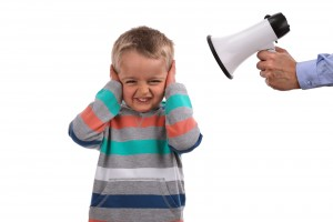 Shouting won't make your toddler listen