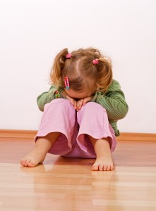 Toddlerhood and tantrums go hand in hand