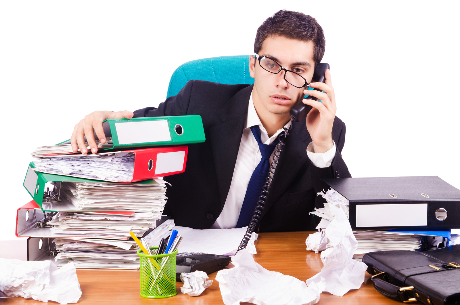 Work Stress: Tips For Dealing With Common Workplace ...