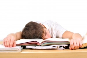 Is your teen sleep deprived?