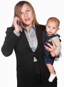Returning to work after maternity leave can be a bit of a juggling act