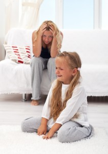Kids with anxiety are more prone to meltdowns